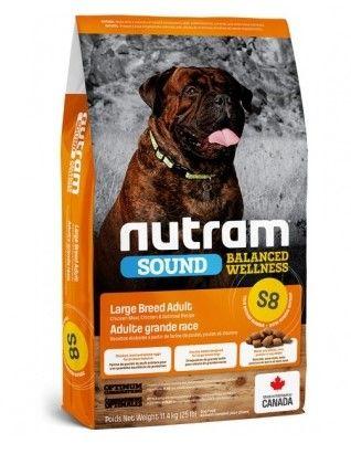 NUTRAM SOUND LARGE BREED ADULT 11,4 kg