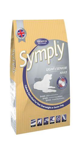 SYMPLY LIGHT / SENIOR 12kg EXP.5/21