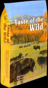 TASTE OF THE WILD HIGH PRAIRE 12,2kg