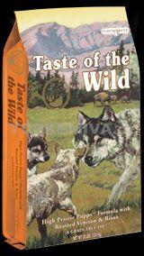 TASTE OF THE WILD HIGH PR PUPPY 2x12,2kg