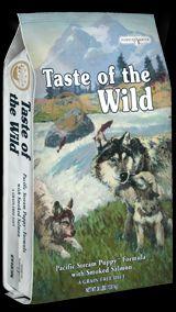 TASTE OF THE WILD PAC.S. PUPPY 2x13kg