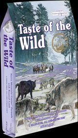 TASTE OF THE WILD SIERA MOUNTAIN 12,2kg