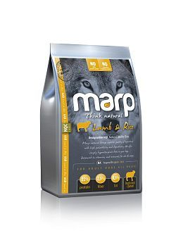 MARP NATURAL LAMB & RICE ADULT 18kg