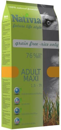 NATIVIA ADULT MAXI 15 kg
