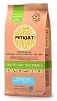 PETKULT DOG STARTER LAMB/RICE 12kg