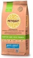 PETKULT DOG MAXI ADULT LAMB/RICE 2x12kg