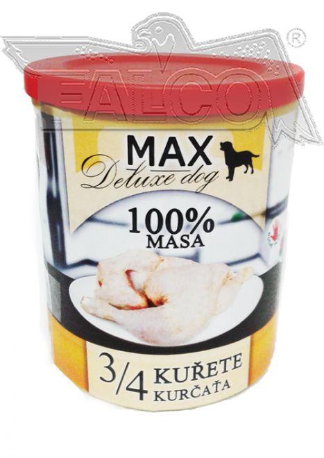 MAX 3/4 KURČAŤA 800g 1ks