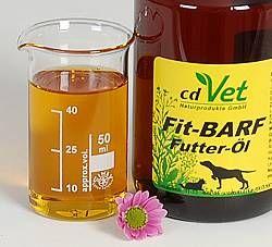 ĽANOVÝ KŔMNY OLEJ FIT BARF 250 ml