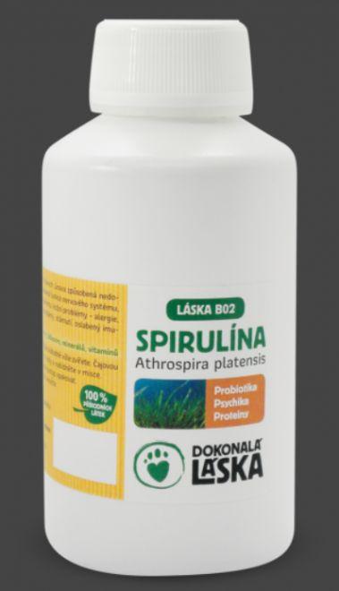 LÁSKA B02 SPIRULÍNA 100 g